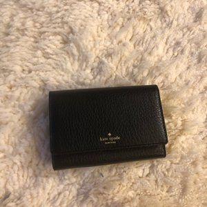 NWT Kate Spade Grey Street Callie Leather Wallet
